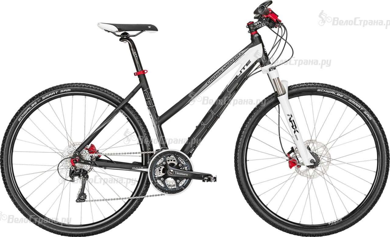 Велосипед Bulls Cross Mover 3 Lady (2014)  велосипед bulls vulture 3 2014