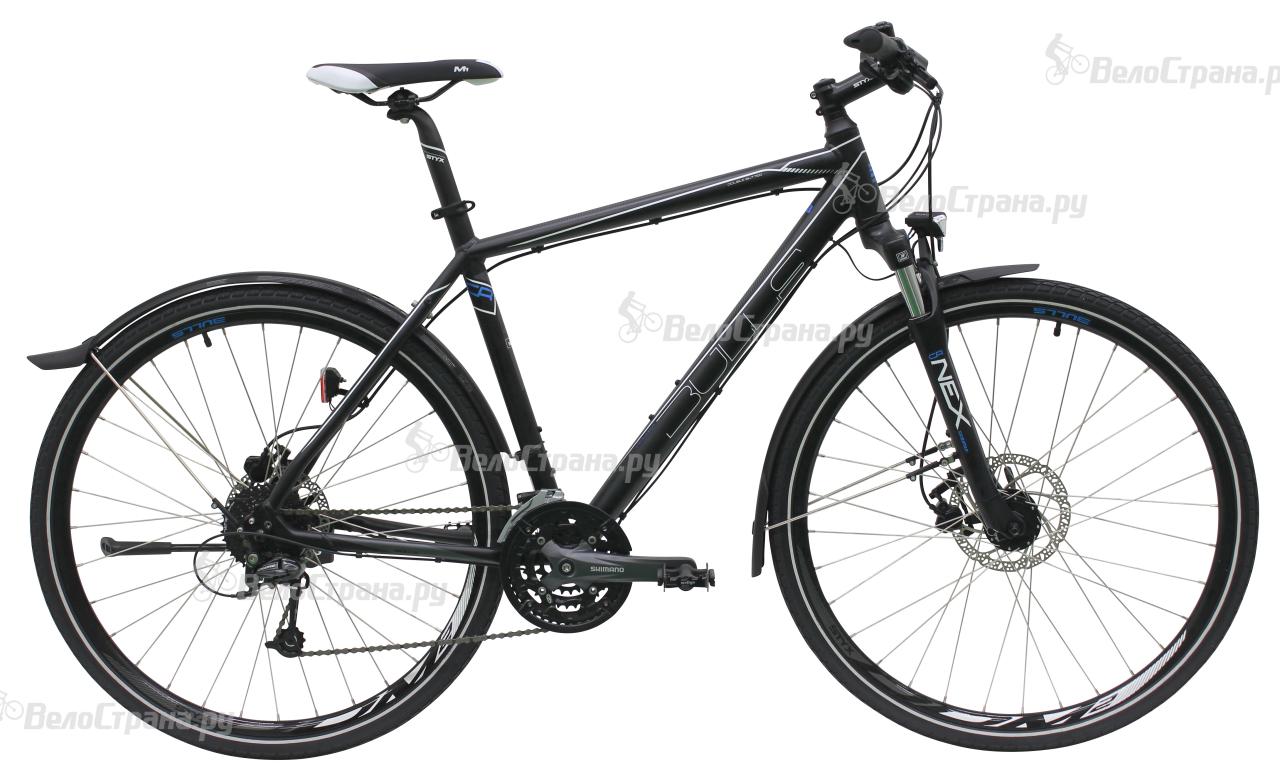 Велосипед Bulls Street Flyer (2016) велосипед novatrack flyer 2016
