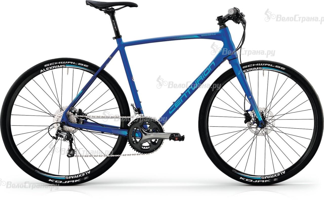 Велосипед Centurion Speeddrive Disc 1000 (2016)
