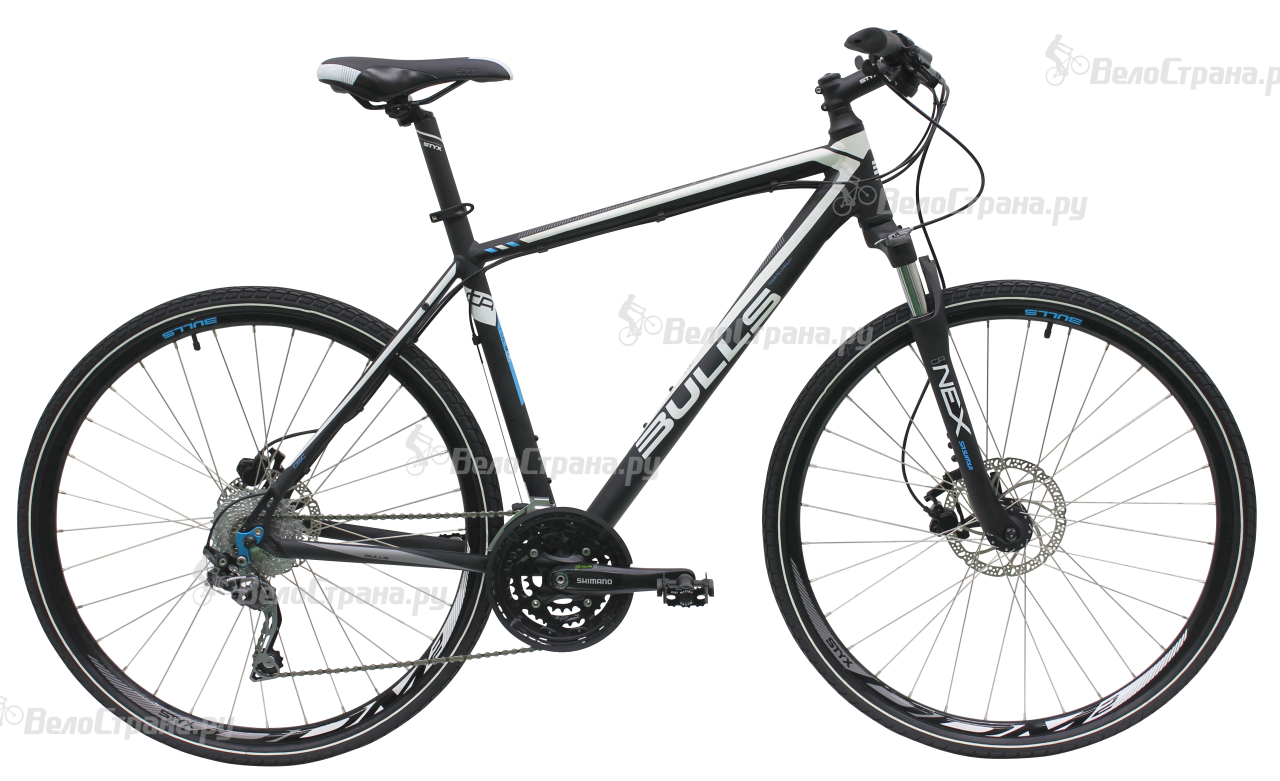 Велосипед Bulls Crosstail (2016)