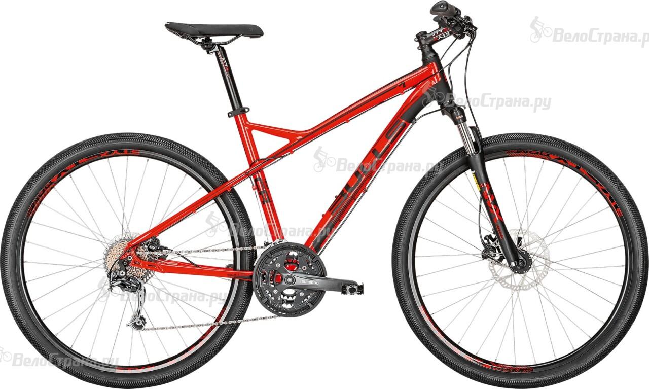 Велосипед Bulls Cross Rider 1 (2014)
