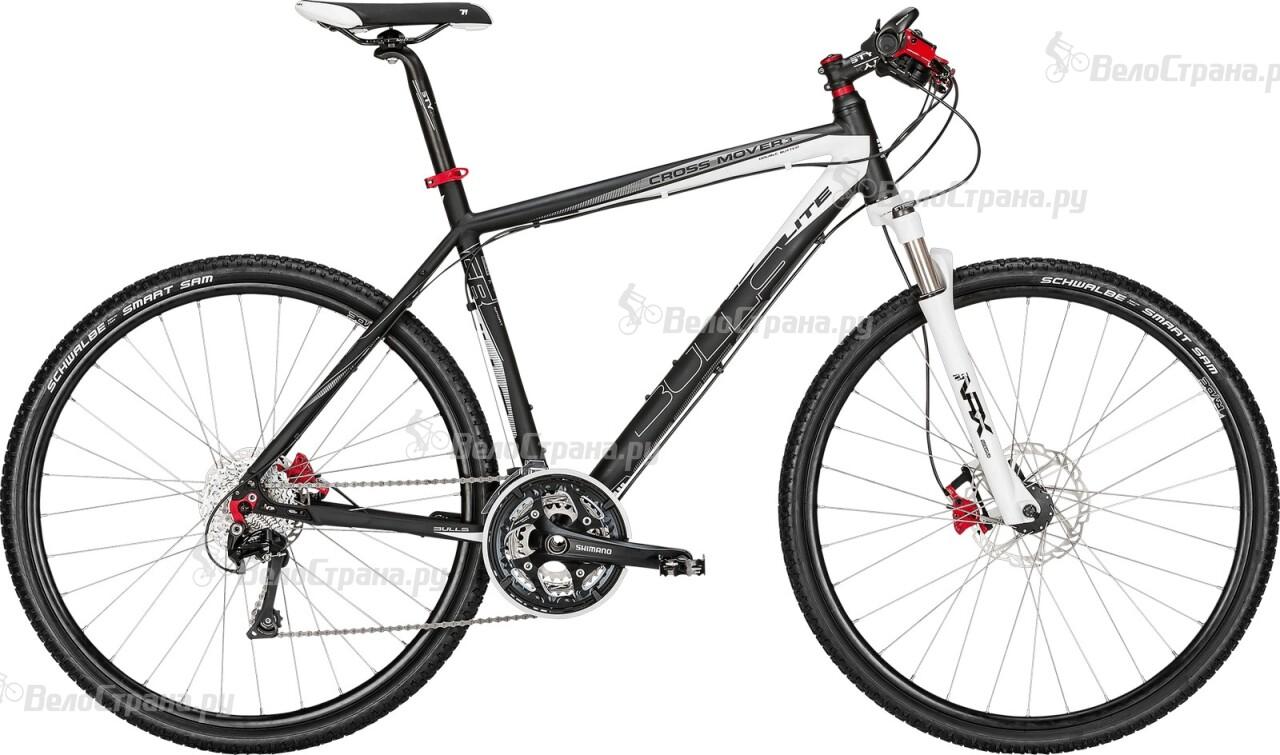 Велосипед Bulls Cross Mover 3 (2014)  велосипед bulls vulture 3 2014
