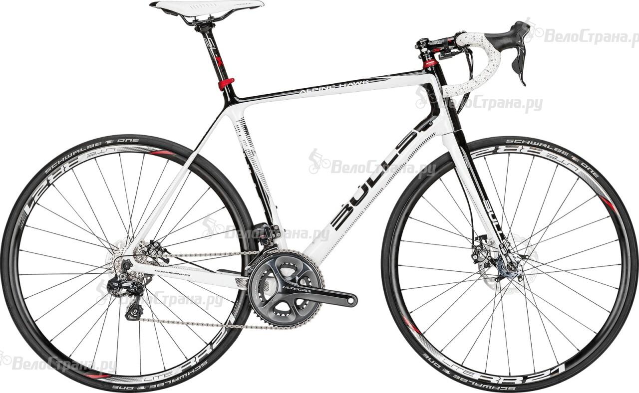Велосипед Bulls Alpine Hawk Di2 (2014) цена и фото