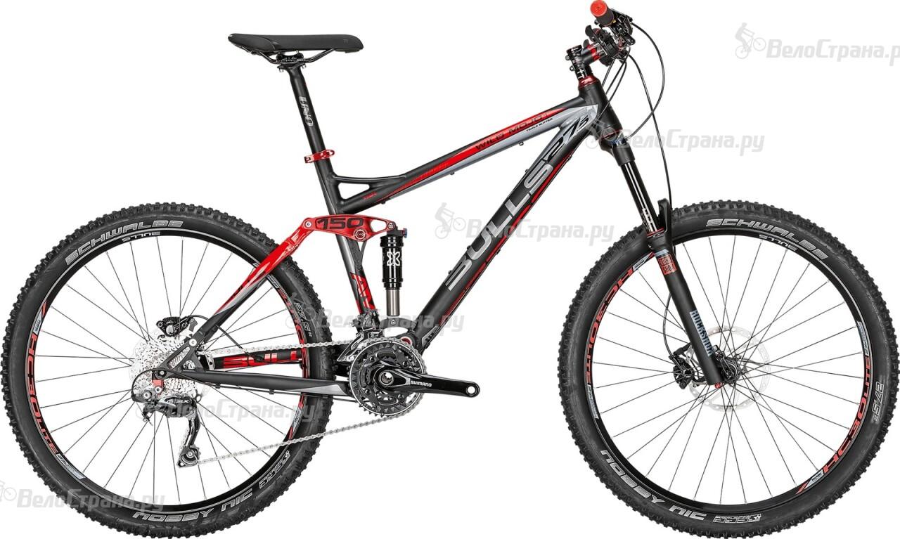 Велосипед Bulls Wild Mojo 1 (2014) цена и фото