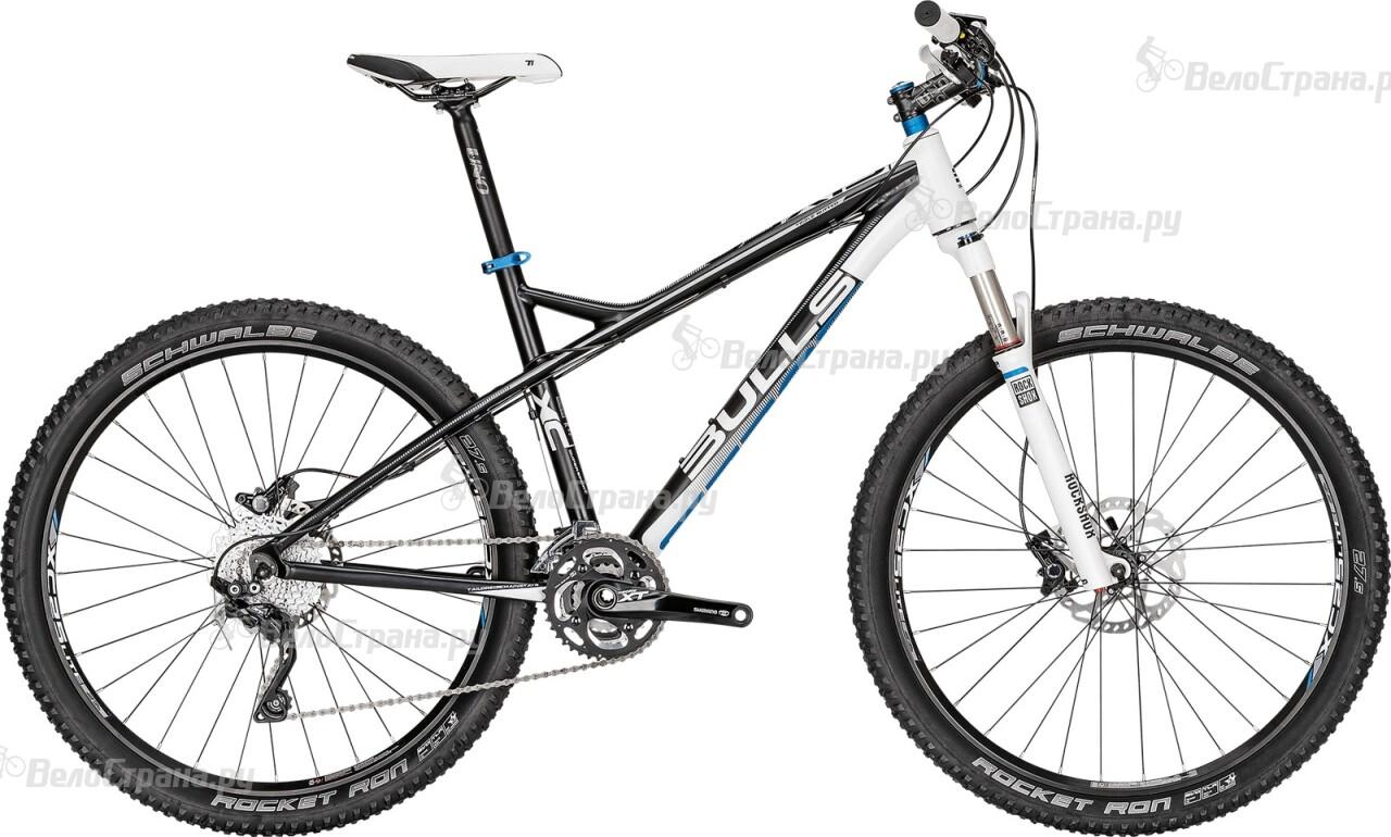 Велосипед Bulls Six50 2 (2014) велосипед wheeler protron 50 2014