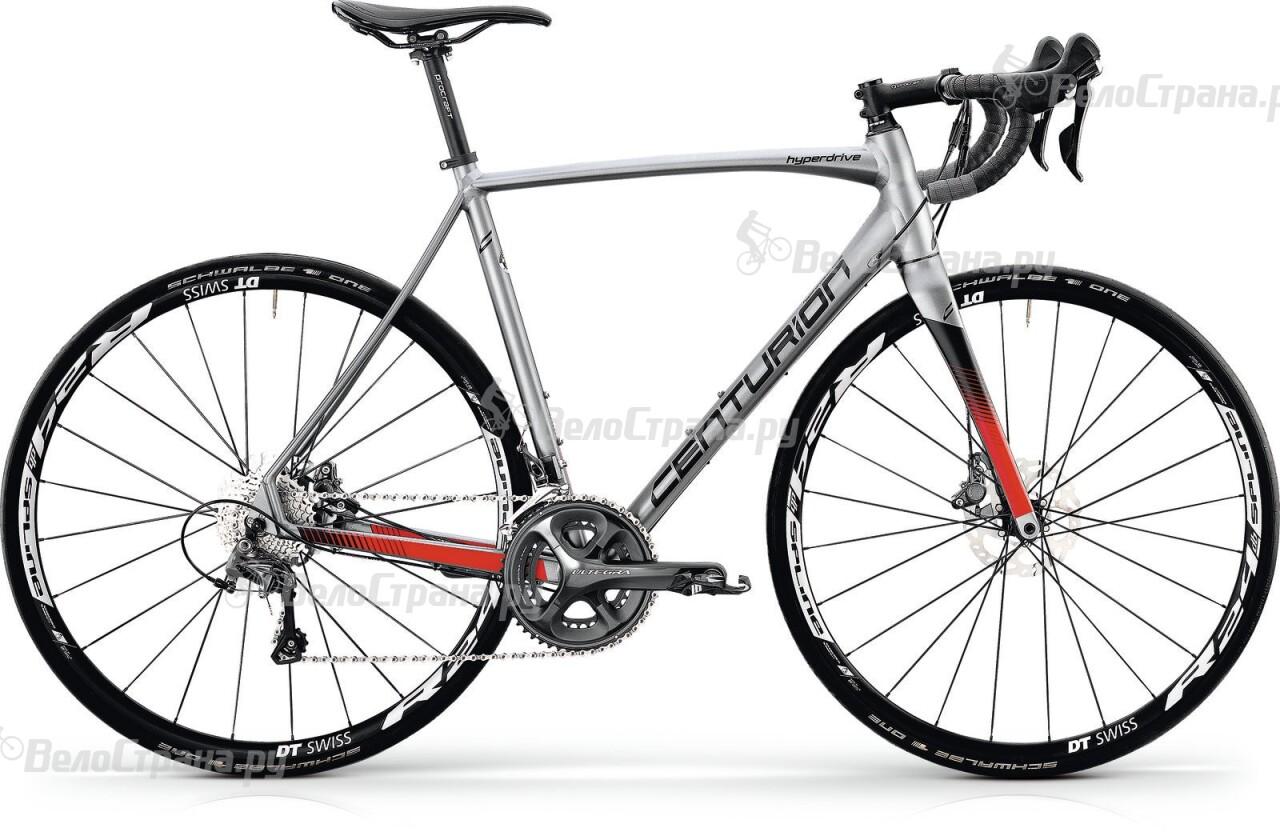 Велосипед Centurion Hyperdrive Disc 4000 (2016) велотренажер evo fitness arlett