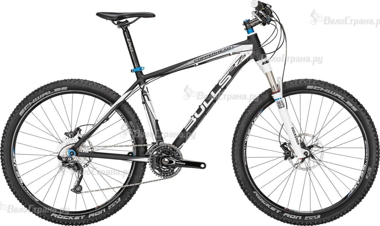 Велосипед Bulls Copperhead 3 (2014) цена и фото