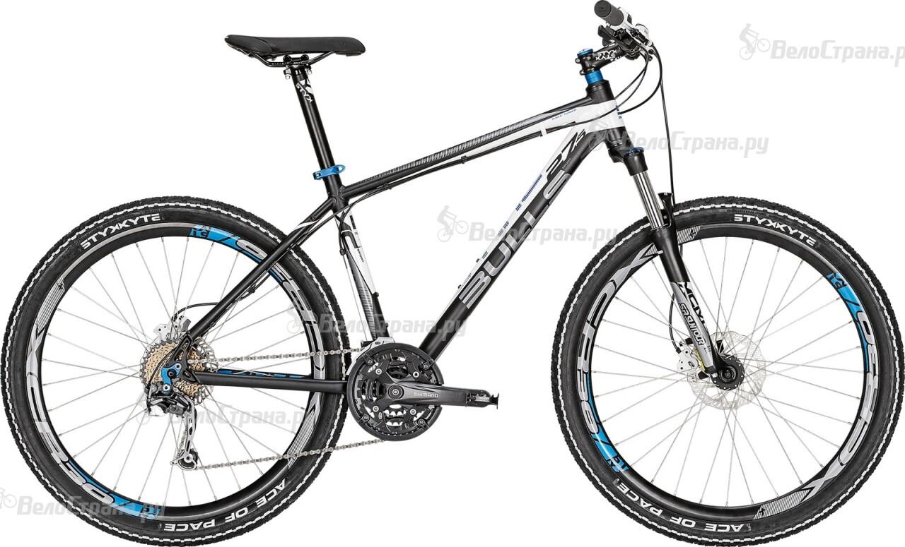 Велосипед Bulls Bushtail 27,5 (2014) велосипед bulls nandi 27 5 2017