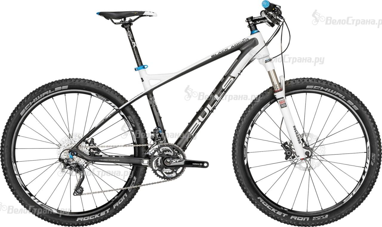 Велосипед Bulls Black Adder 27,5 (2014) велосипед bulls nandi street 27 5 2016