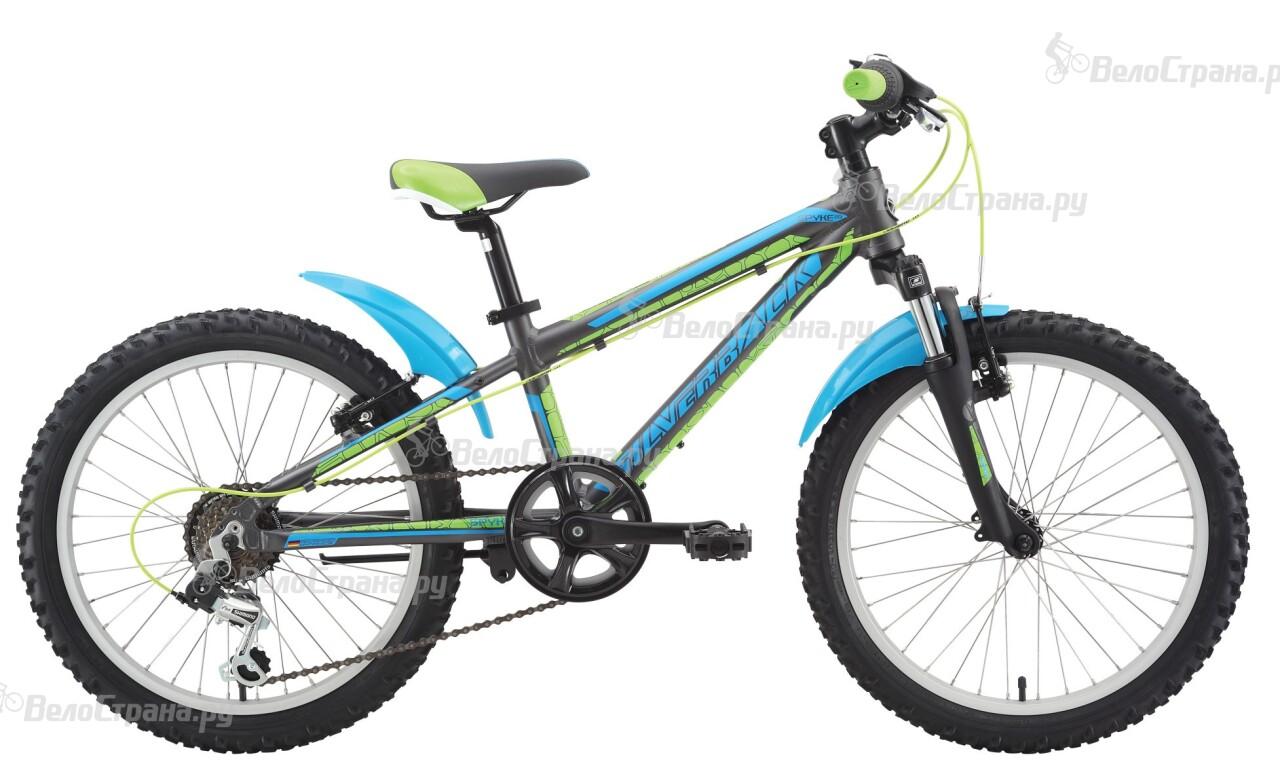 Велосипед Silverback SPYKE 20 (2015) велосипед silverback syncra 1 2016