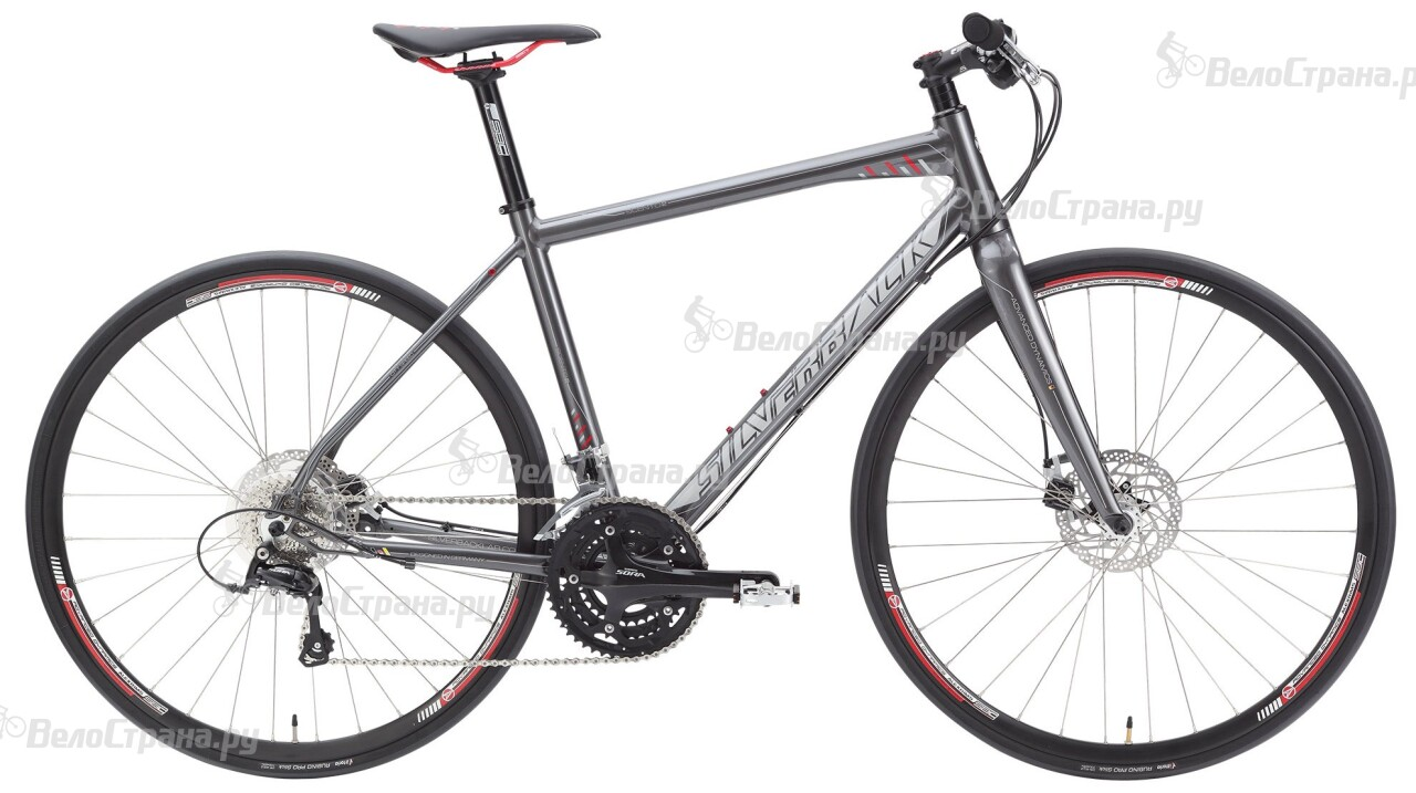 Велосипед Silverback SCENTO 2 (2014) велосипед silverback starke 2 2014