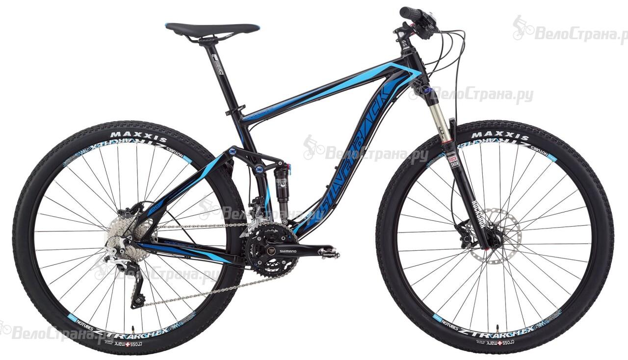 Велосипед Silverback SPRADA 2 (2014) велосипед silverback sprada 1 2016