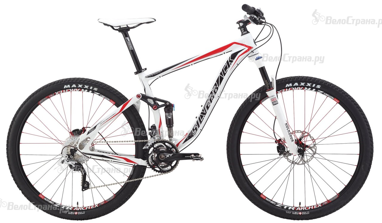 Велосипед Silverback SPRADA 1 (2014) велосипед silverback sprada 1 2016