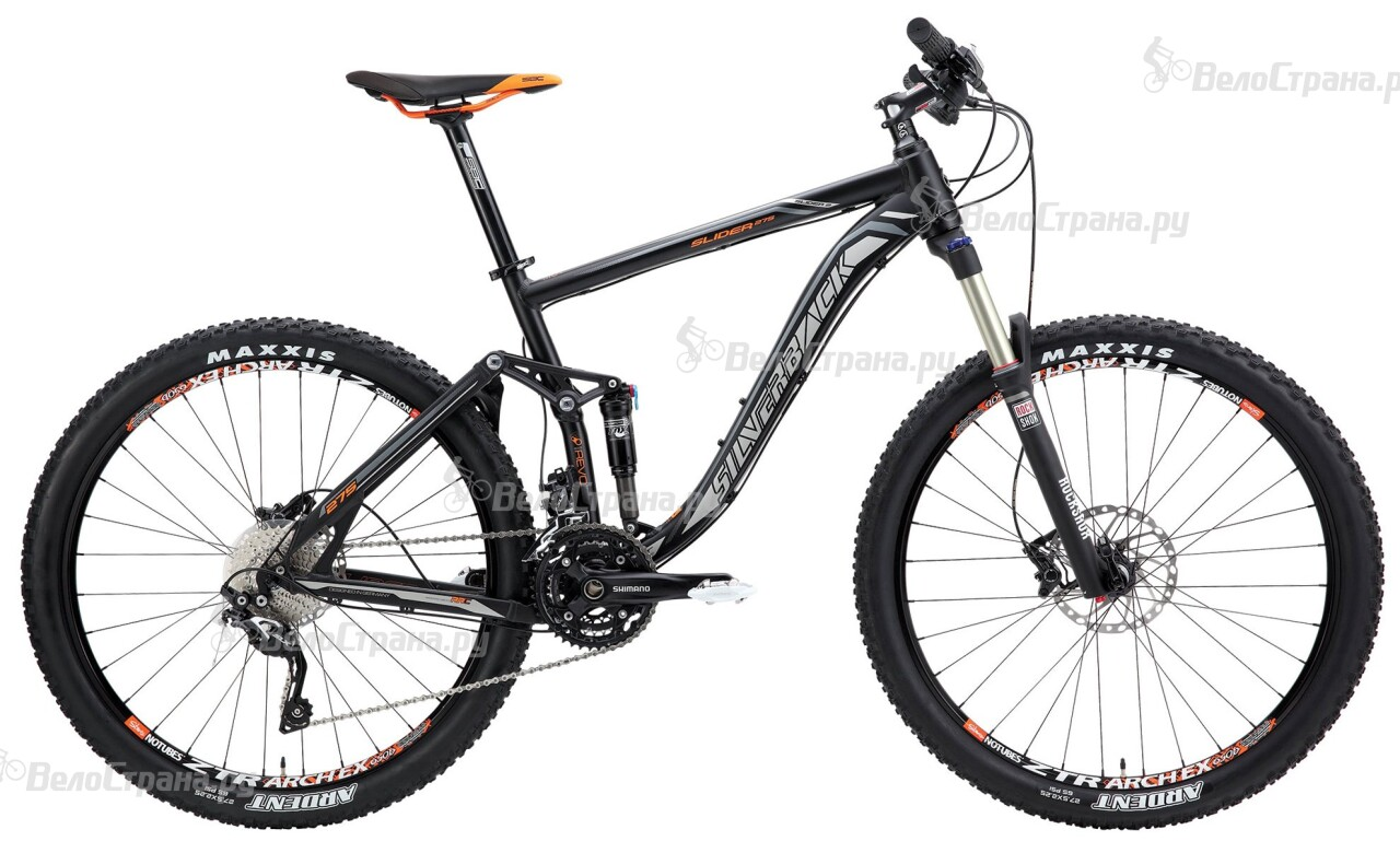 Велосипед Silverback SLIDER 2 (2014) велосипед silverback starke 2 2014