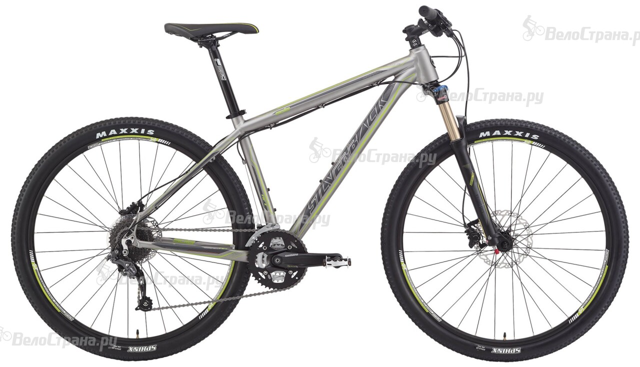 Велосипед Silverback SOLA 3 (2014)