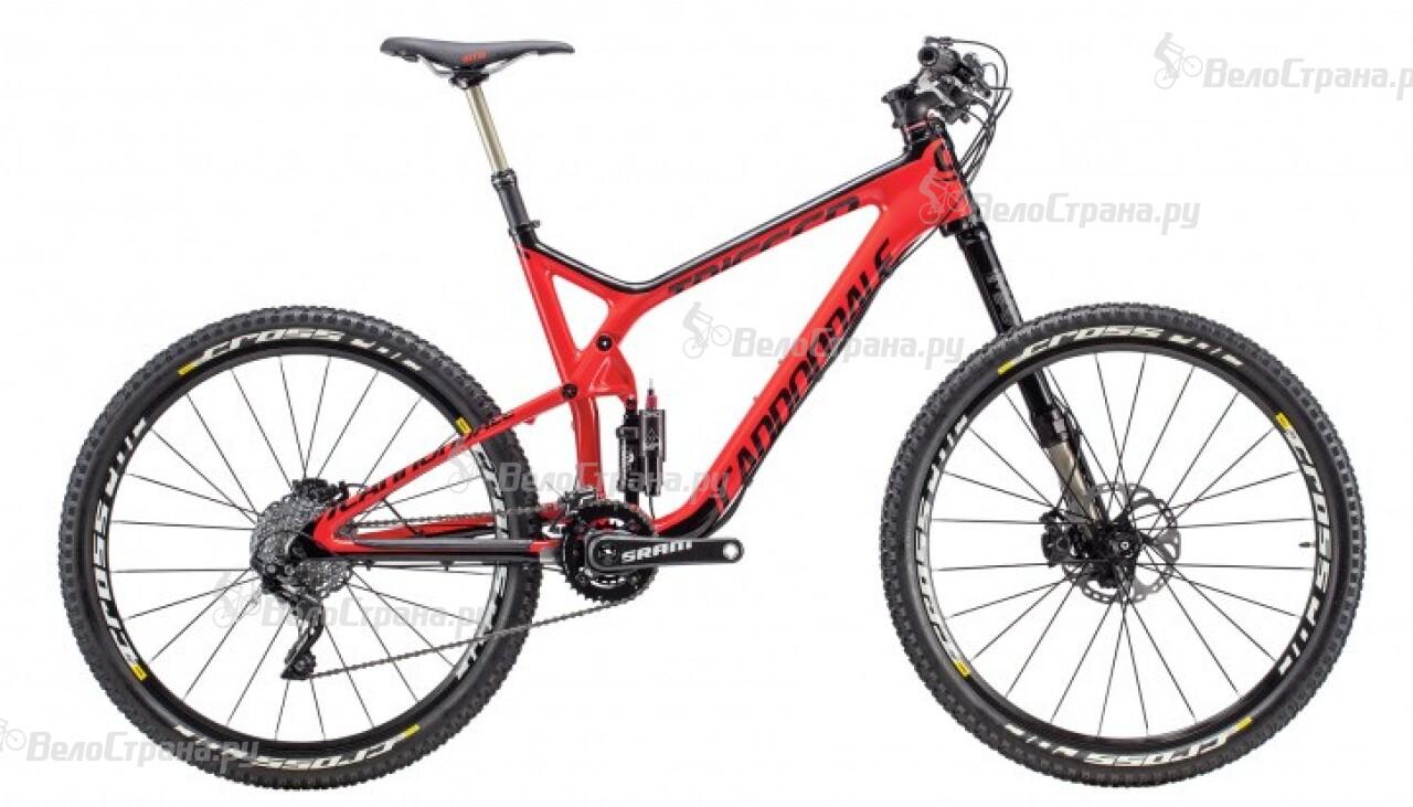 Велосипед Cannondale Trigger Carbon 2 (2015)