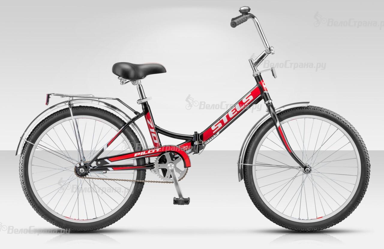 Велосипед Stels Pilot 710 (2016) велосипед stels navigator 310 2016