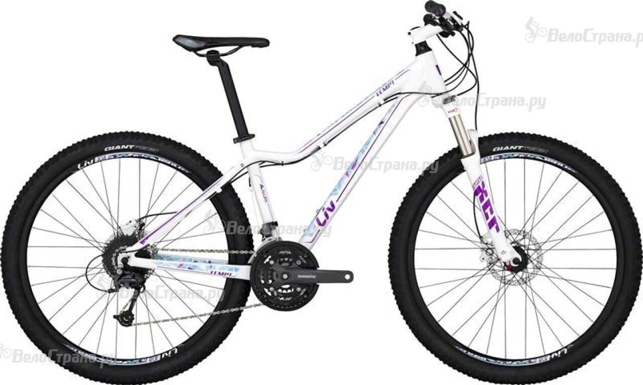 Велосипед Giant Tempt 27.5 2 LTD (2015)