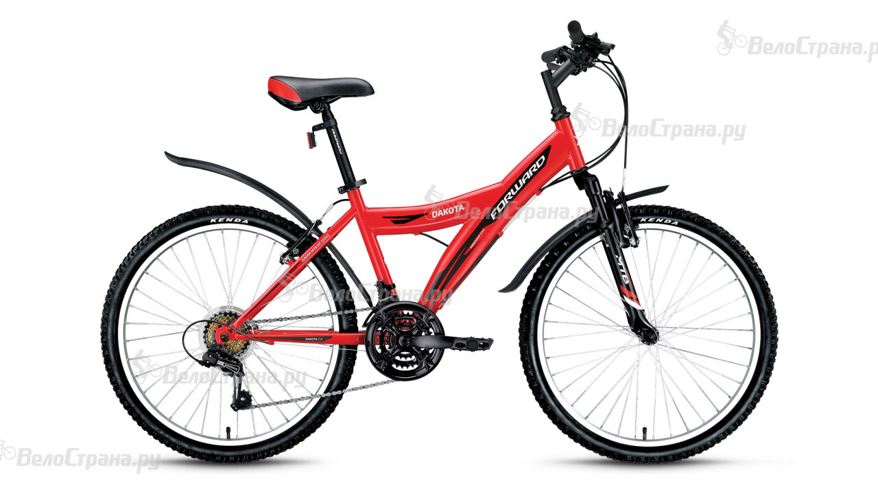 Велосипед Forward Dakota 24 2.0 (2016) велосипед forward valencia 1 0 24 2016