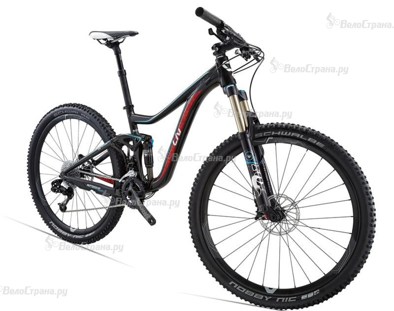 Велосипед Giant Intrigue 1 (2015) giant intrigue 1 2016 black