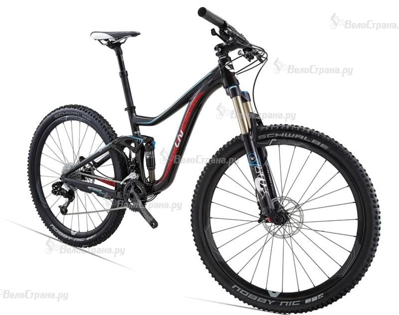 Велосипед Giant Intrigue 1 (2015)