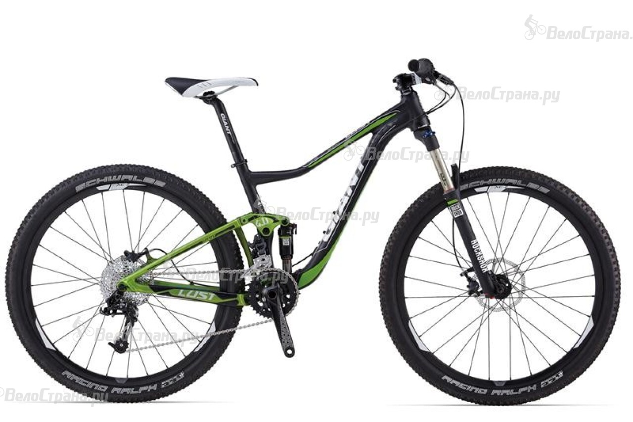 Велосипед Giant Lust 27.5 1 (2014)