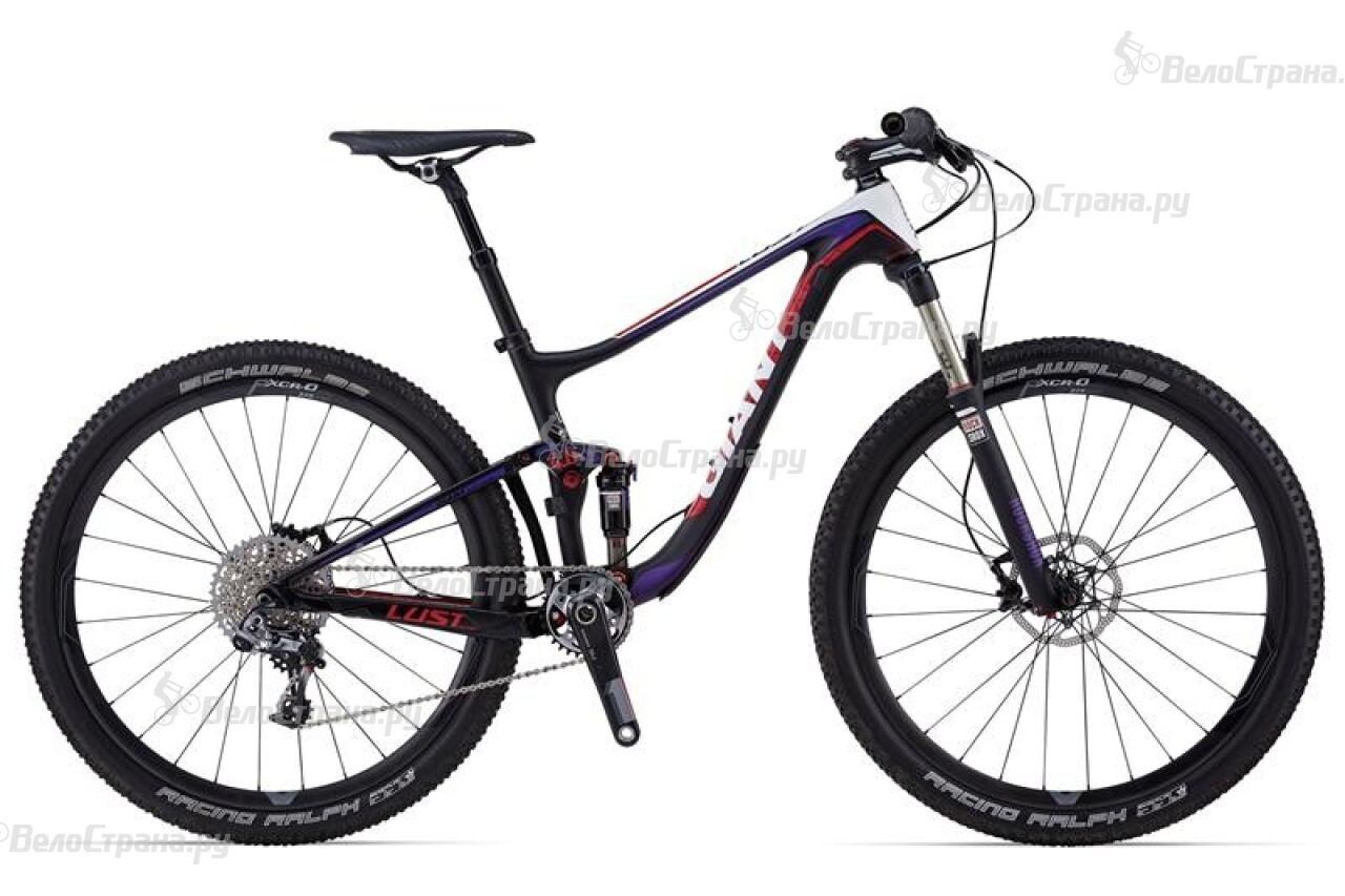 Велосипед Giant Lust Advanced 27.5 0 (2014)