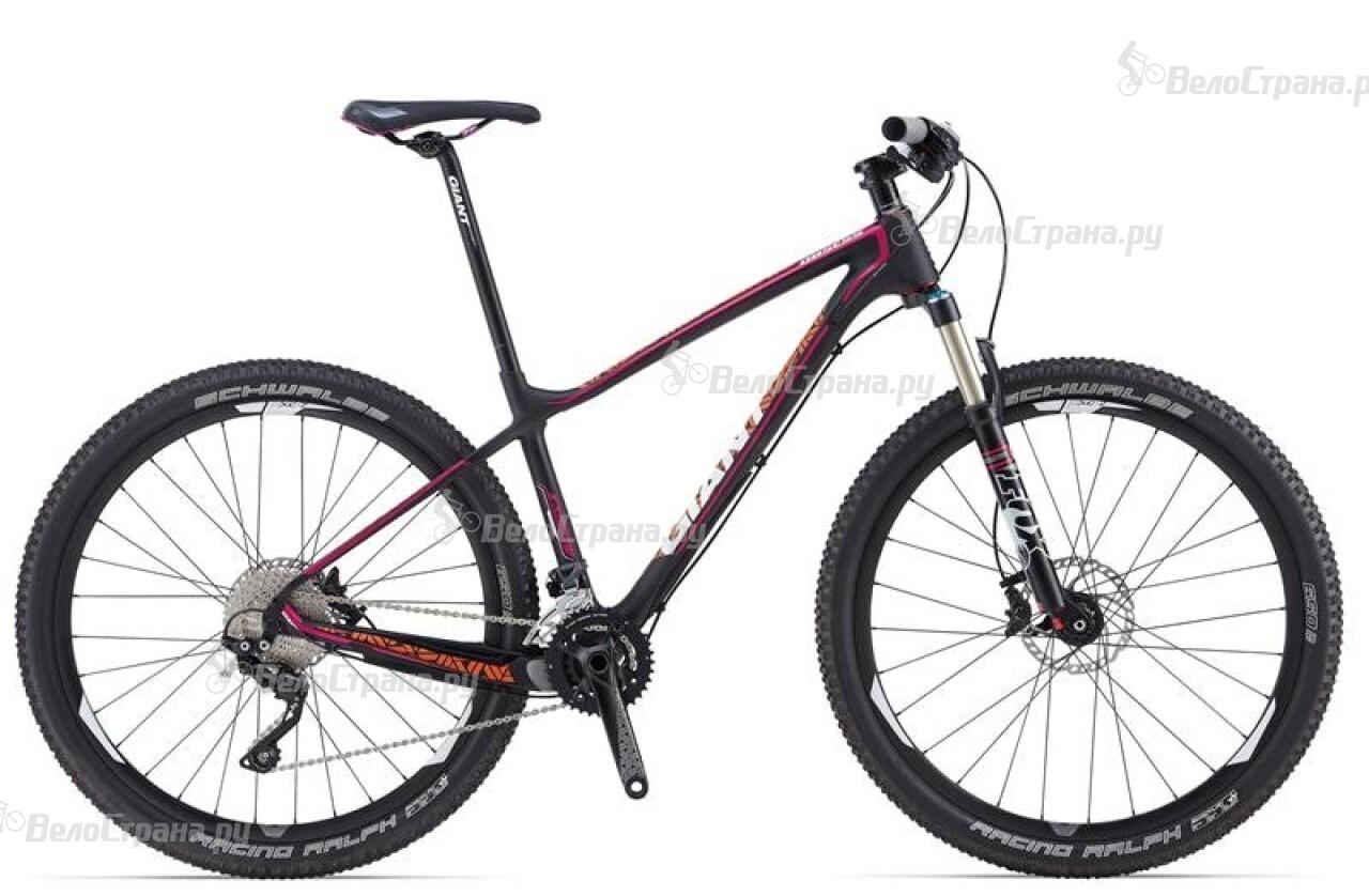 Велосипед Giant Obsess Advanced 27.5 2 (2014) велосипед giant lust advanced 27 5 0 2014