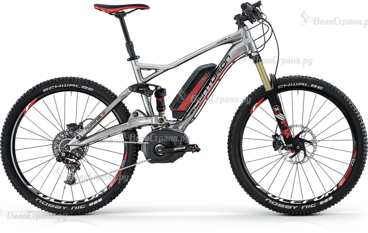 Велосипед Centurion Numinis E 3500.27 DX (2016)