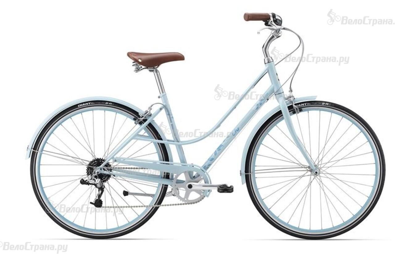 Велосипед Giant Via 2 W (2015) via appia пуловер via appia oa644062 800