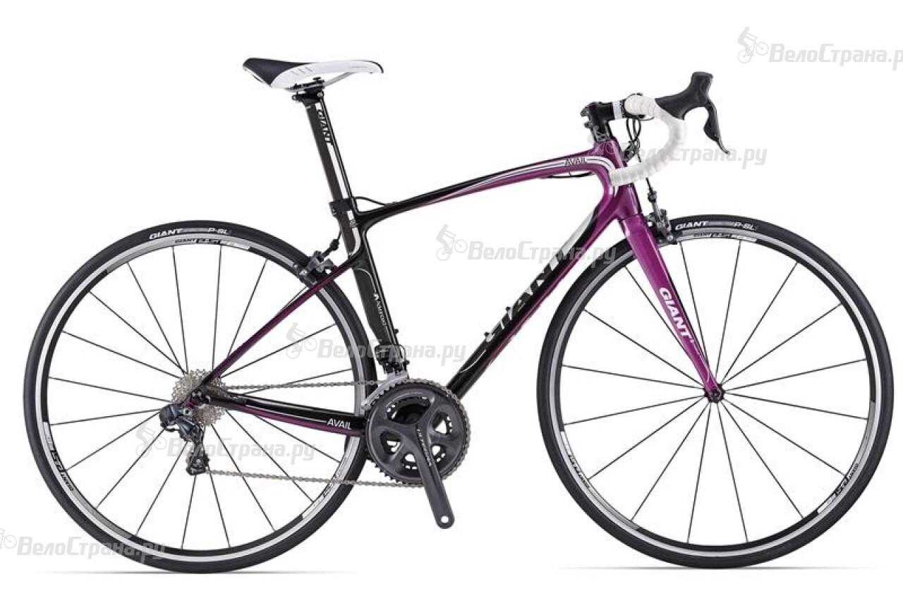 Велосипед Giant Avail Advanced 0 (2014) велосипед giant lust advanced 27 5 0 2014