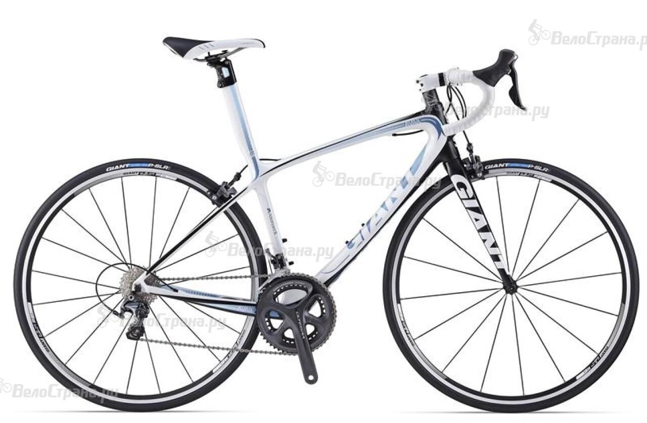 Велосипед Giant Avail Advanced SL 1 ISP (2014) велосипед giant trinity composite 2 w 2014