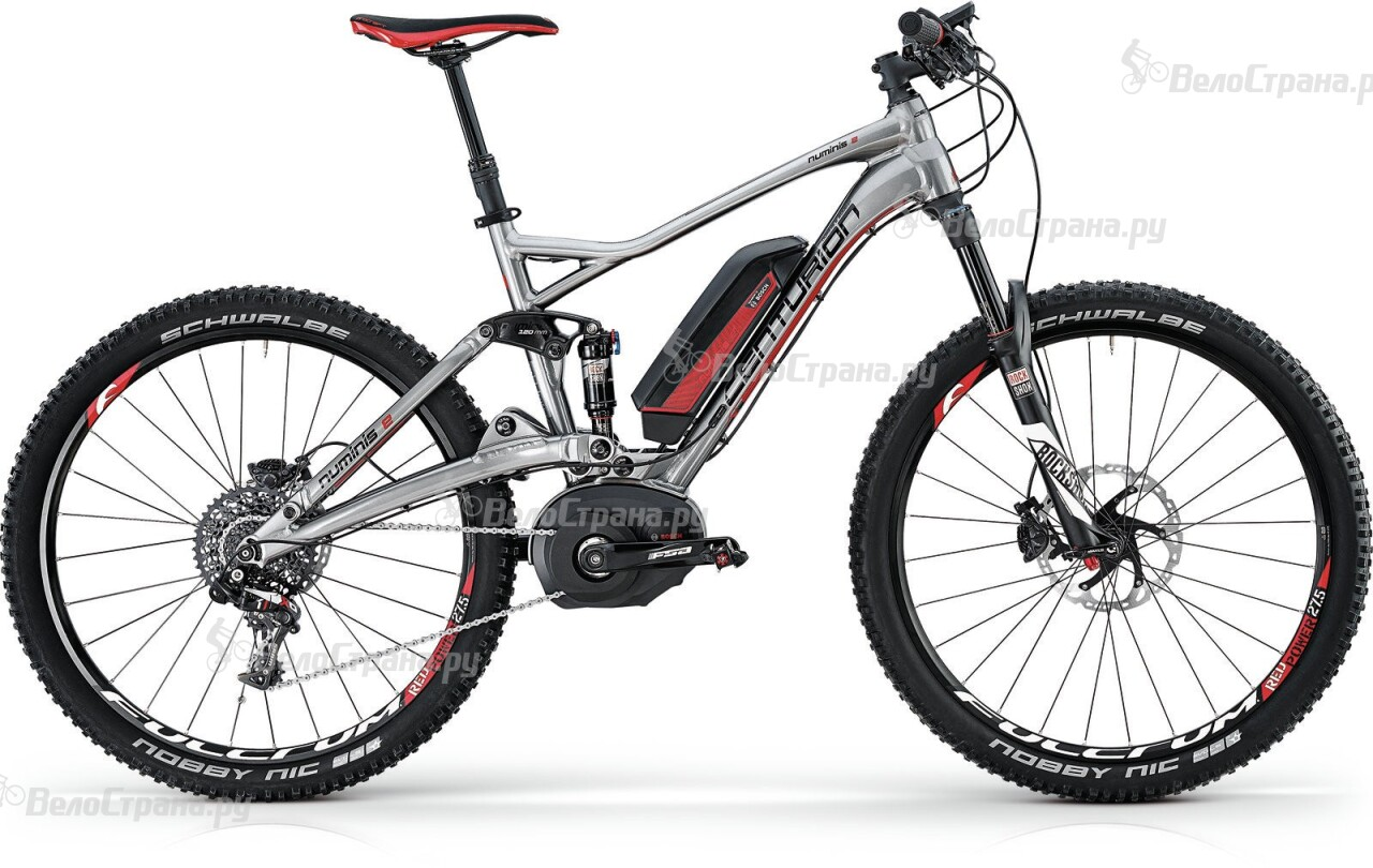 Велосипед Centurion Numinis E 2500.27 DX (2016) велосипед centurion e co 408 2017