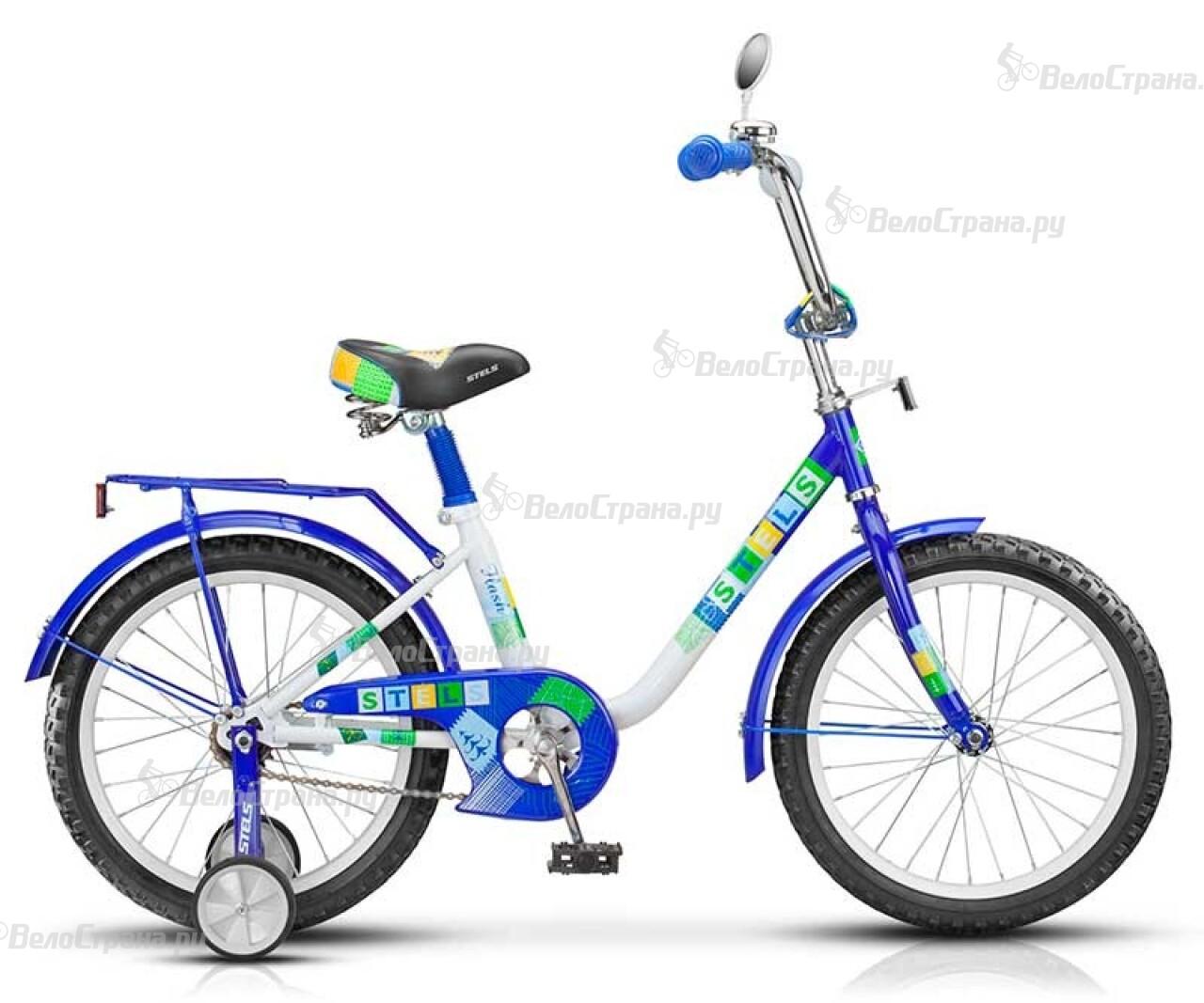 Велосипед Stels Flash 14 (2016) велосипед stels navigator 310 2016