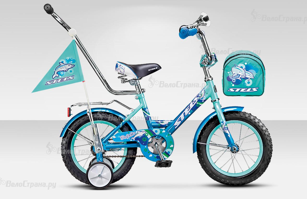 Велосипед Stels Dolphin 12 (2015)