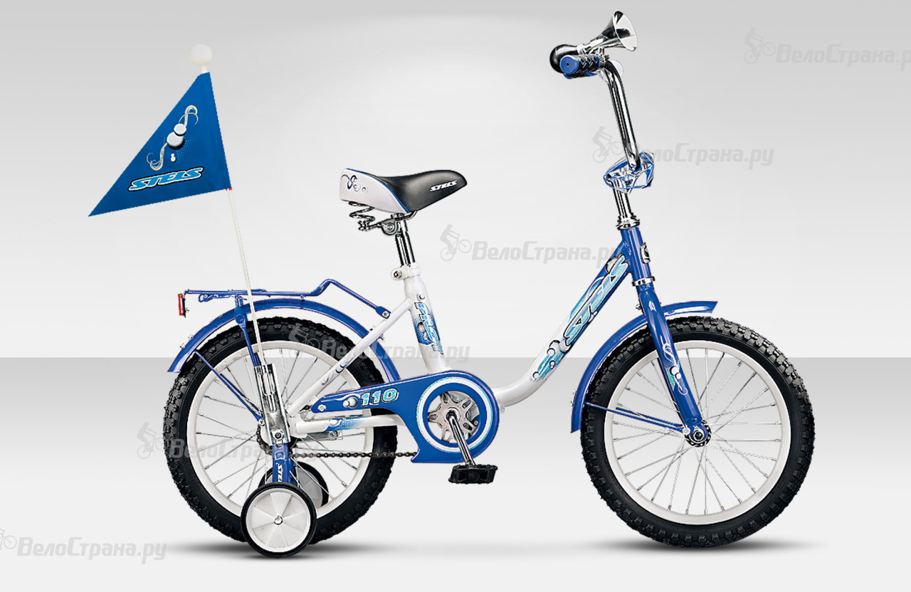 Велосипед Stels Pilot 110 14 (2015) велосипед stels pilot 410 2015