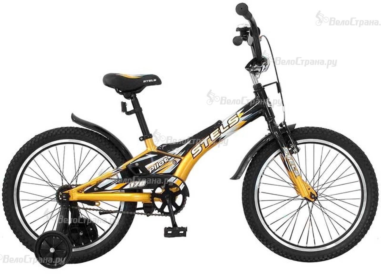 Велосипед Stels Pilot 170 20 (2016) велосипед stels pilot 170 16 2016