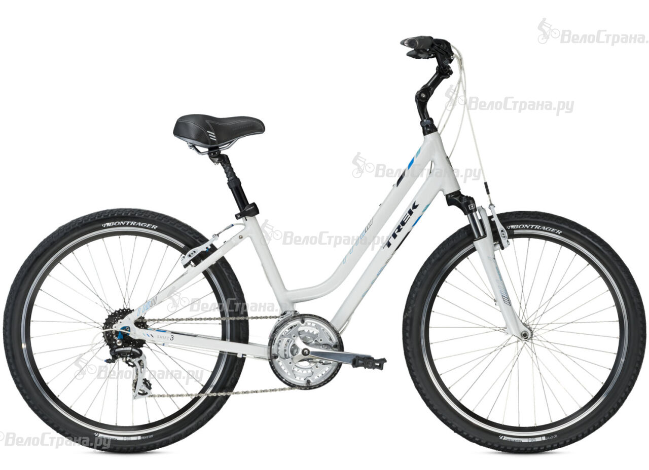 Велосипед Trek Shift 3 WSD (2015) велосипед trek shift 3 wsd 2013