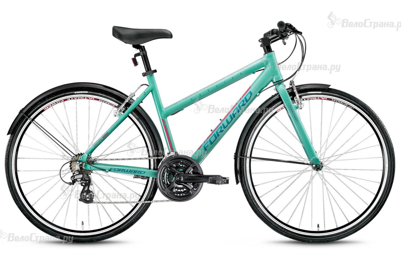 Велосипед Forward Corsica 1.0 (2016) велосипед forward valencia 1 0 2016