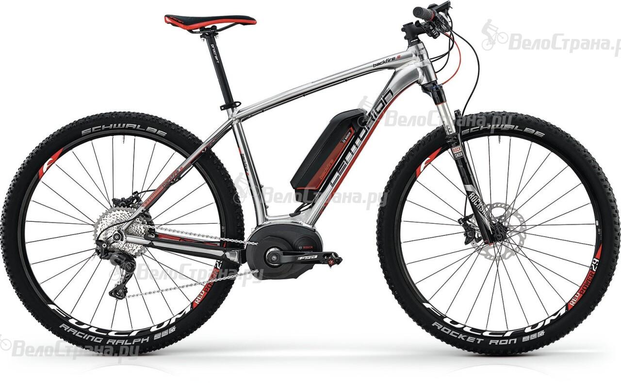 Велосипед Centurion Backfire E 2500 (2016)