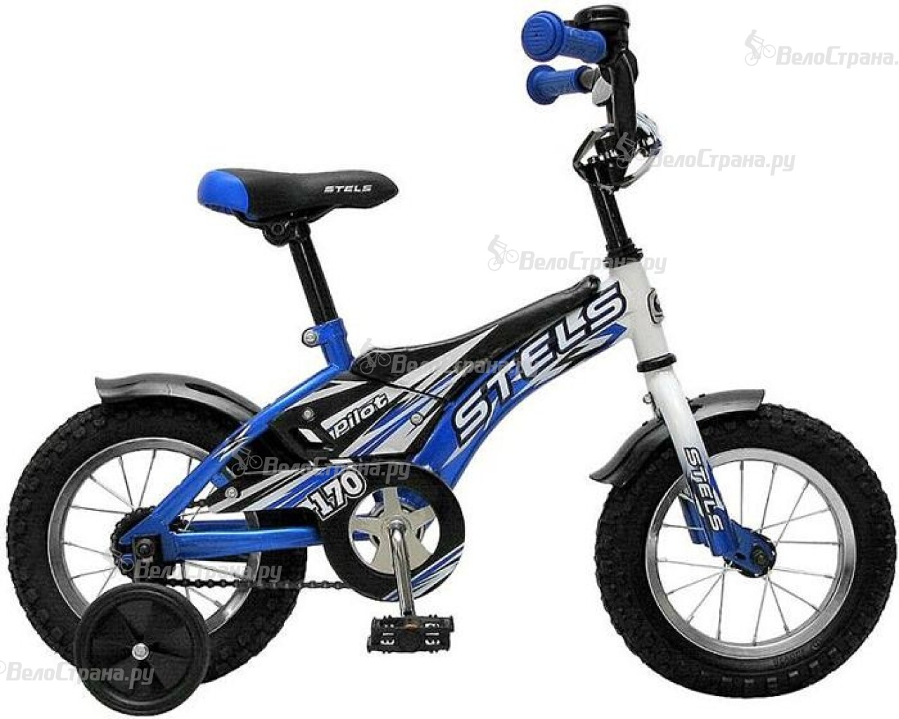 """Велосипед Stels Pilot 170 12"""" (2015)"""