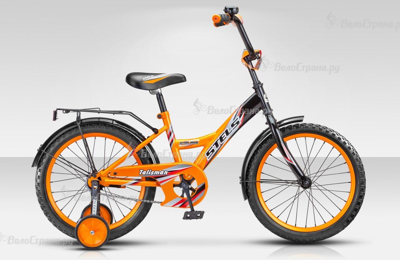 Велосипед Stels Talisman black 16 (2015) велосипед stels navigator 310 2016