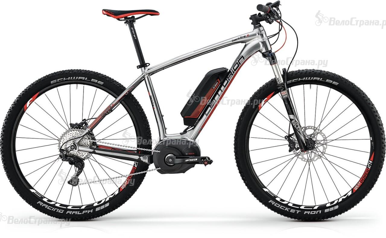 Велосипед Centurion Backfire E 2400 (2016)