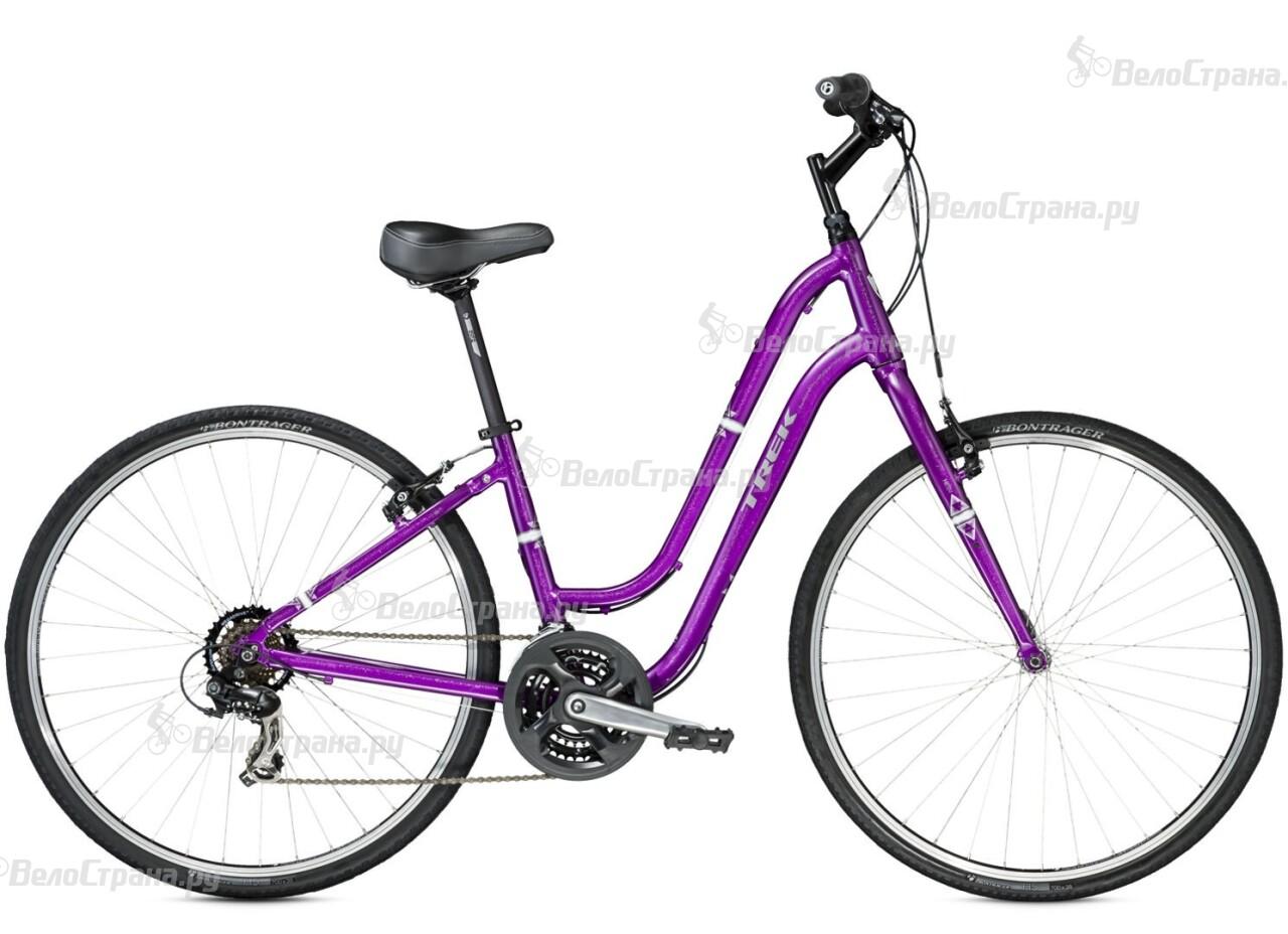 Велосипед Trek Verve 1 WSD (2015) велосипед trek verve 3 wsd 2017
