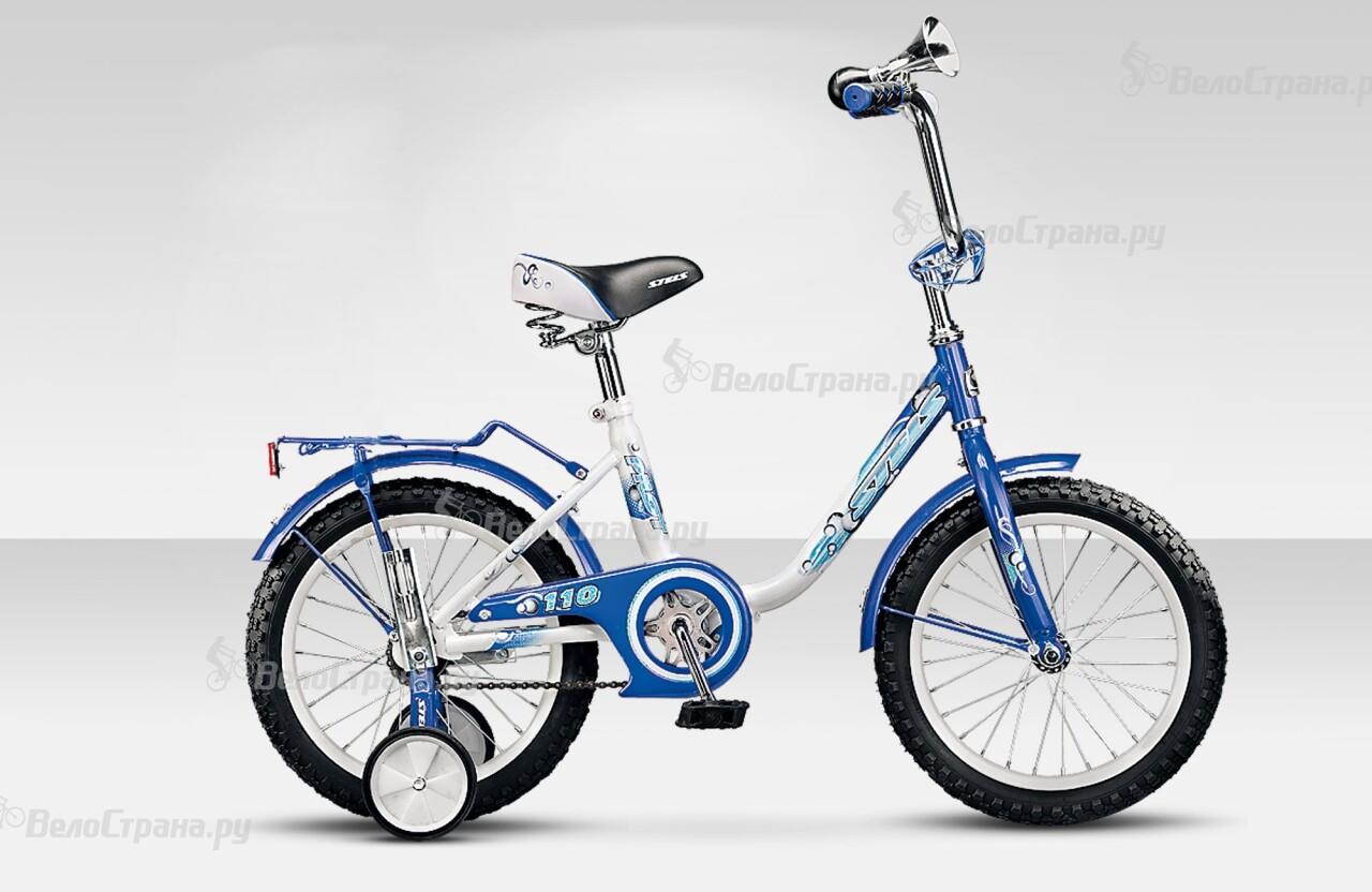 Велосипед Stels Pilot 110 16 (2015) велосипед stels pilot 110 14 2015