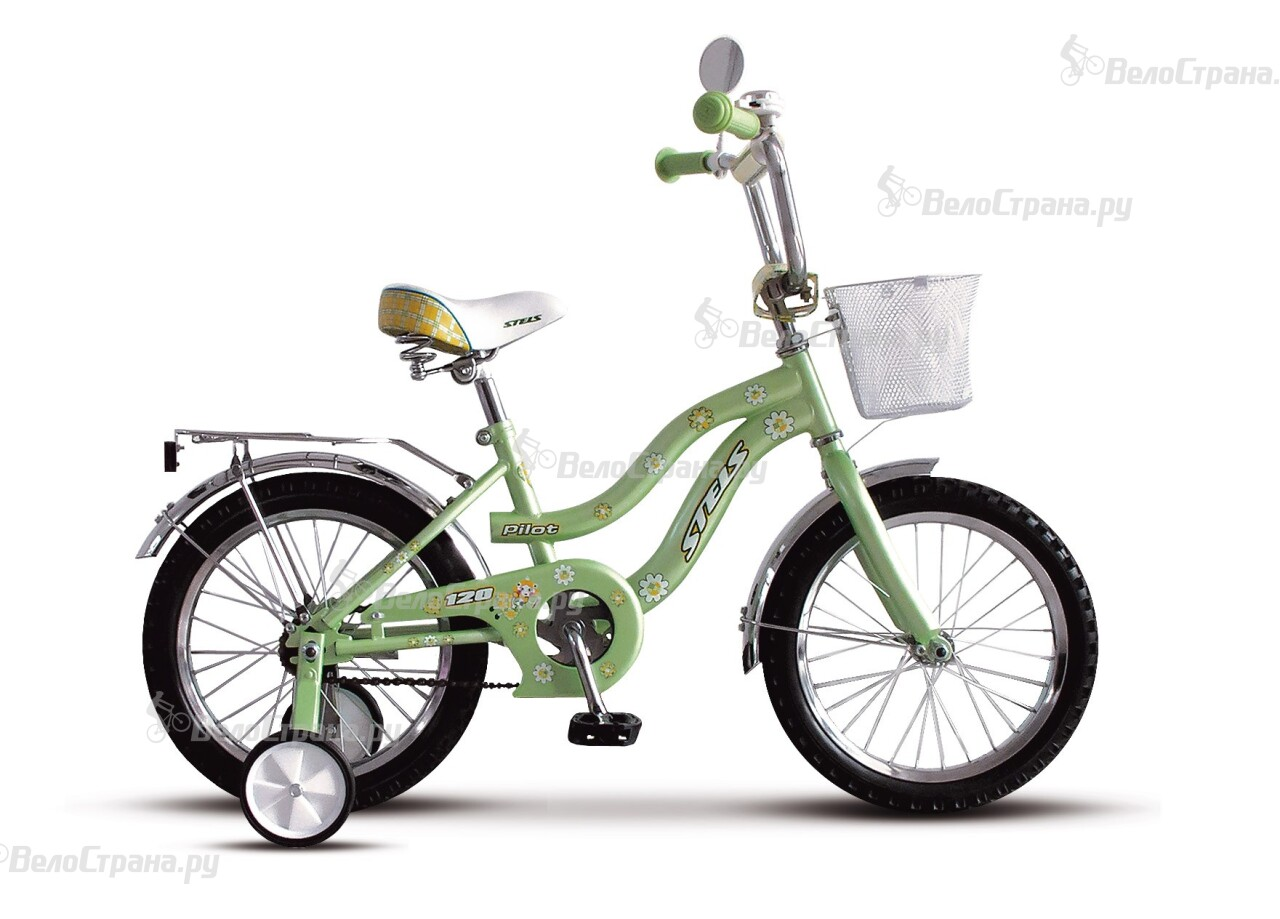 Велосипед Stels Pilot 120 16 (2015) велосипед stels pilot 240 girl 3sp 2015