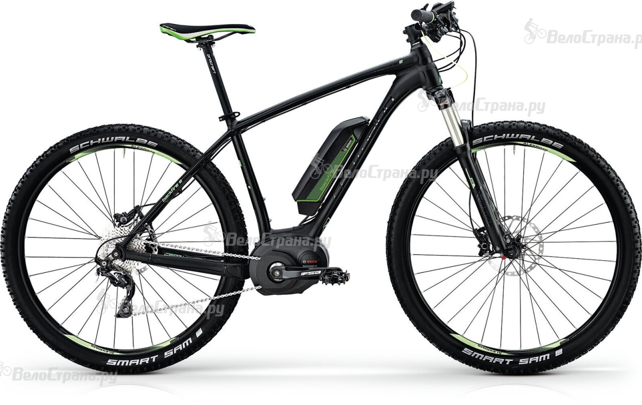Велосипед Centurion Backfire E 650 (2016)