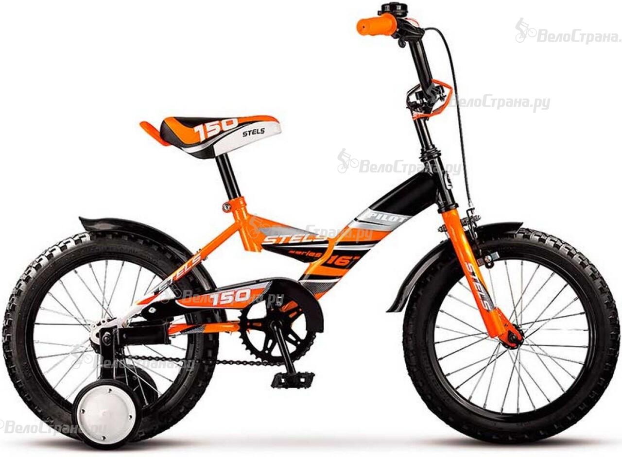 Велосипед Stels Pilot 150 16 (2015) багажник stels blf h18 20 28&quot