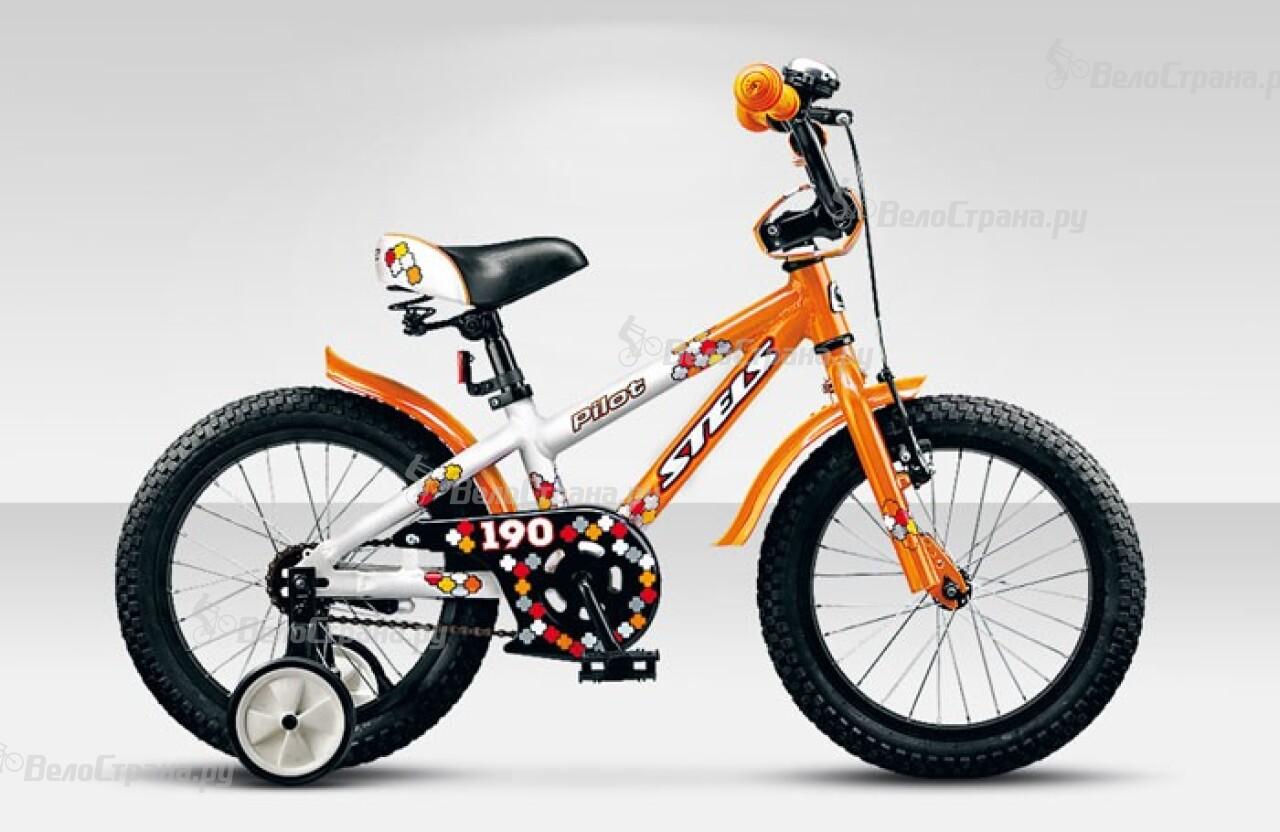 Велосипед Stels Pilot 190 16 (2015) велосипед stels navigator 310 2016