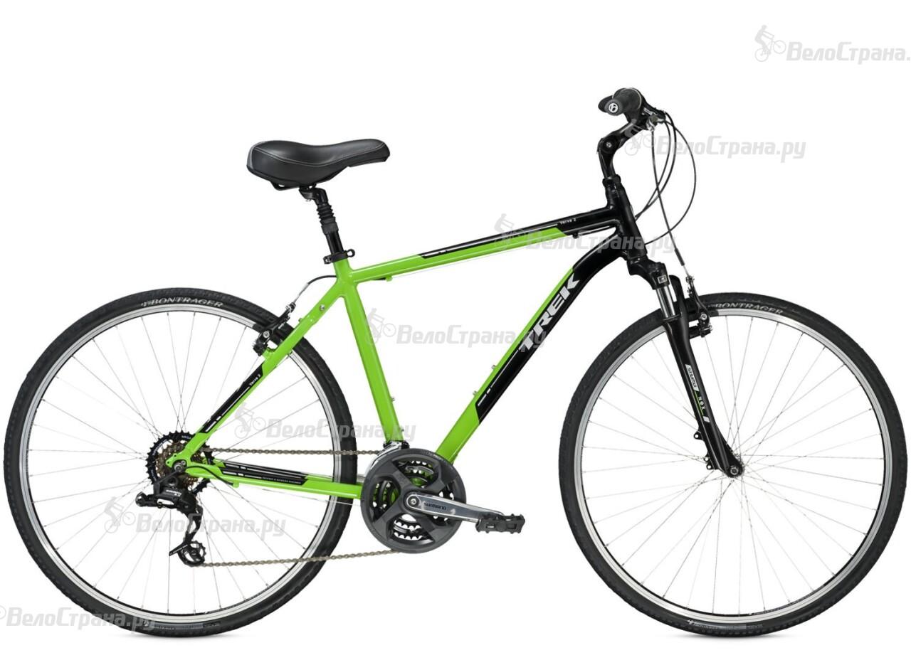 Велосипед Trek Verve 2 (2015) велосипед trek verve 2 2014